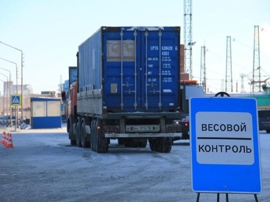 Дорожные весы установят на двух участках в Забайкалье
