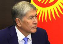 Экс-президент Киргизии Алмазбек Атамбаев стал официальным обвиняемым