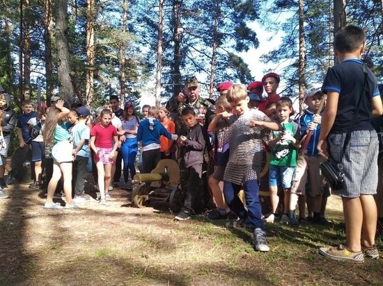 Монастыри и пулемёты: что увидели иркутские дети в Тверской области