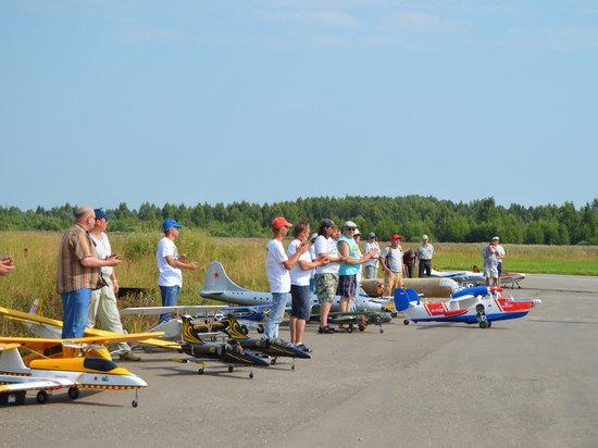 В Старице пройдёт всероссийский фестиваль авиамоделей.