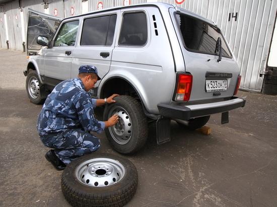 В Дубравлаге Мордовии выбрали лучшего водителя
