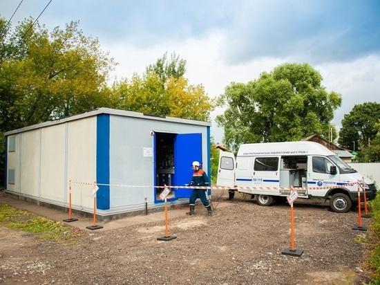 «Росcети» приступила к эксплуатации новой  электролаборатории в ярославском филиале