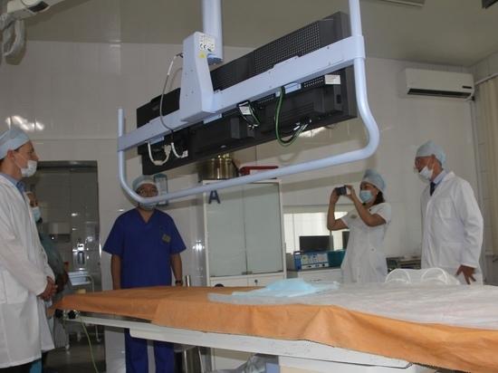 Кардиологическую службу Тувы проверили федеральные эксперты