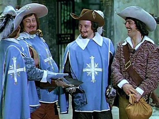 40-летие фильма о мушкетерах отметят грандиозным иммерсивным представлением