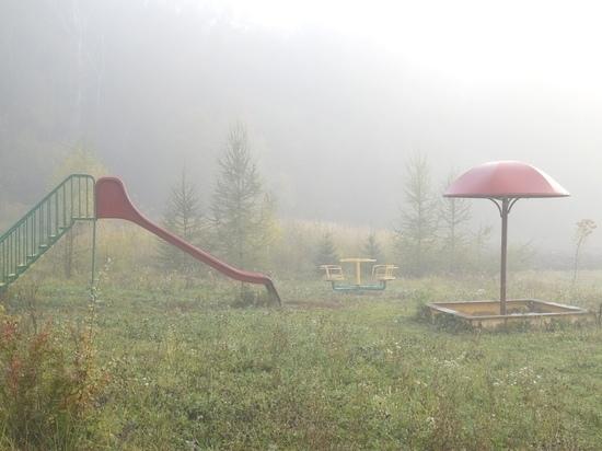 Детская площадка  в Арсеньево не понравилась местной прокуратуре