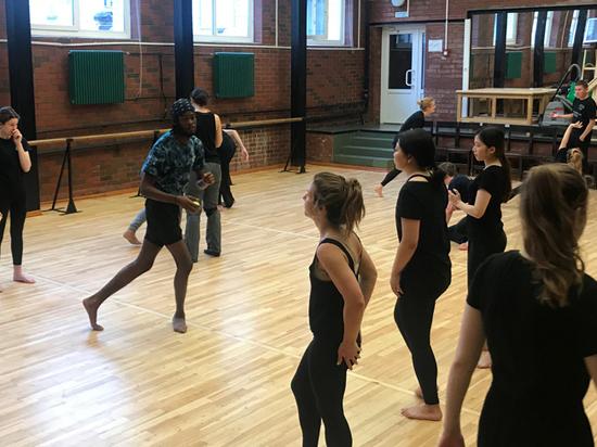 ГИТИС открыл летнюю школу для британских студентов