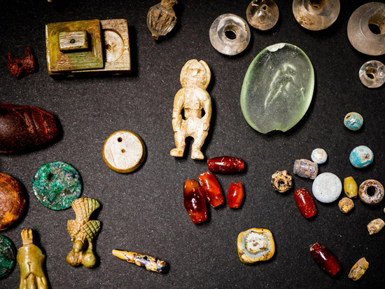 В Помпеях нашли сокровищницу ведьмы с костяными фаллосами