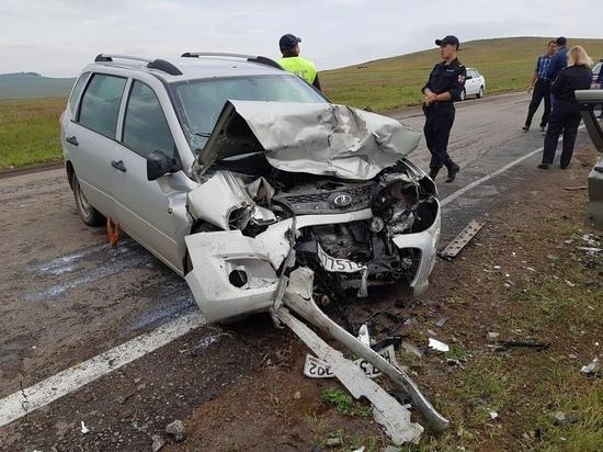 В Челябинской области в ДТП погибли мужчина и женщина