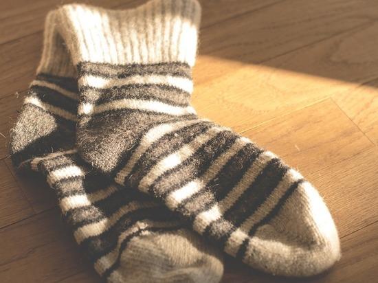 Помогут вылечить простуду мокрые простые носки