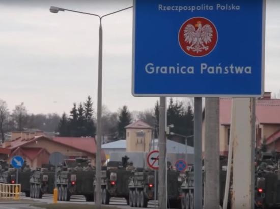 Варшава хочет видеть у себя больше военных США