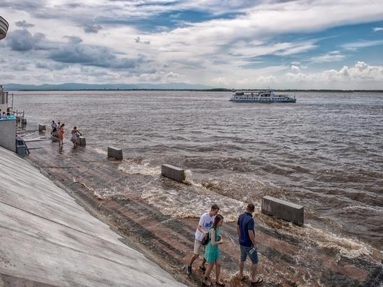 Вода в Амуре у Хабаровска может подняться до 680 см