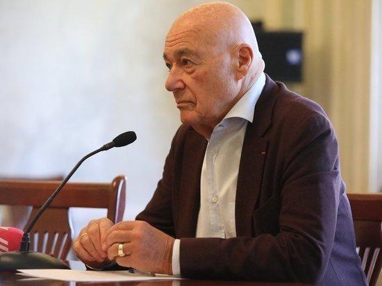 Познер пояснил, как он говорит оПутине в РФ и США