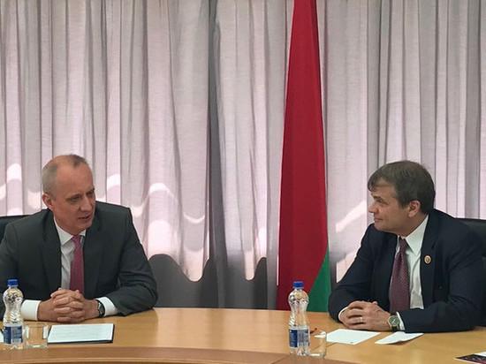 Белоруссия и США обсудили двусторонние отношения
