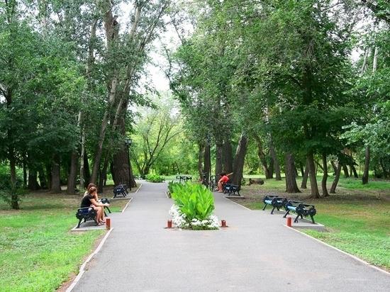 Оренбургскую Зауральную рощу превратят в центральный парк
