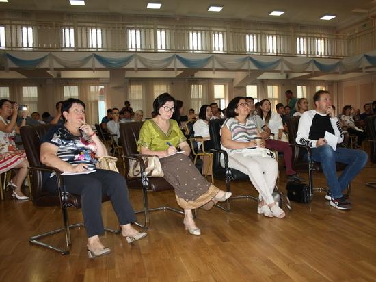 Участники конкурса «Лидеры Улан-Удэ получат карт-бланш на трудоустройство