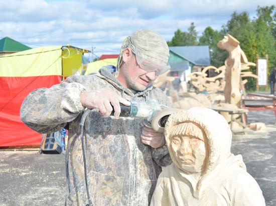 За фестивалем «Легенды севера» в Салехарде можно следить онлайн