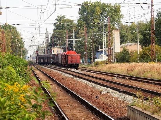 В Алтайском крае произошла авария с участием грузового поезда