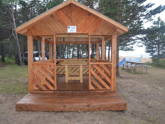 Лесники в Бурятии построят места отдыха для жителей и туристов