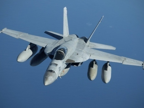 К самолету Шойгу пытался приблизиться истребитель ВВС Испании