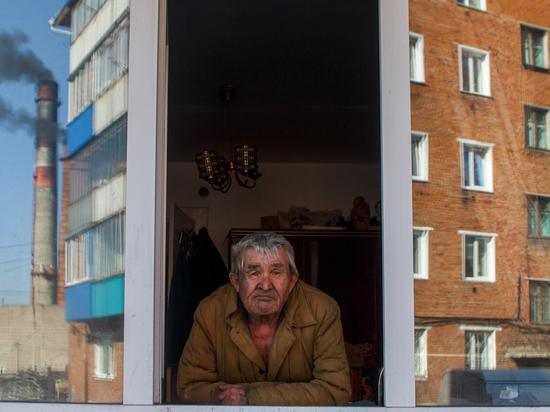 В Прокопьевске исчезли шахты, но появились стрит-фотографы
