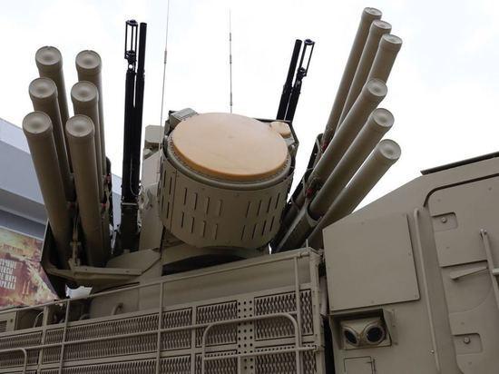 Зенитчиков «Панциря» подняли по тревоге под Хабаровском