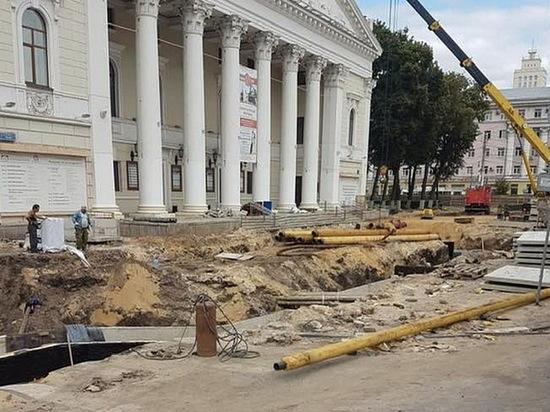 Воронежский оперный театр реконструируют за 3,07 млрд