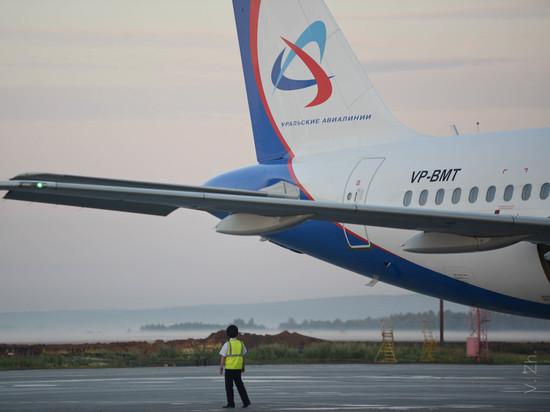 «Уральские авиалинии» перевезли уже более 5 миллионов пассажиров