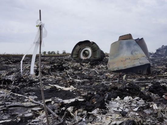 Украина передала Нидерландам уголовное дело по MH17