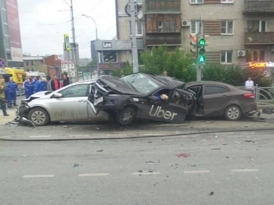 Суд арестовал Васильева, устроившего смертельное ДТП на Малышева