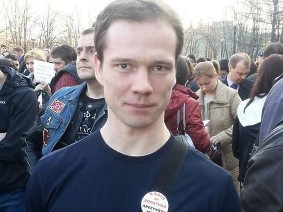 Ильдара Дадина задержали в Смоленской области