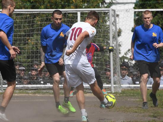 Кокорин и Мамаев обыграли футболистов «Салюта Белгорода»