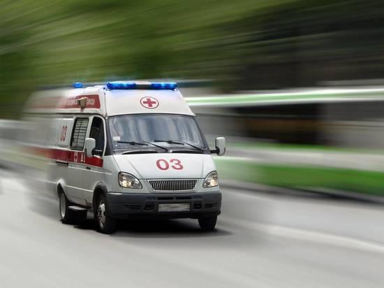 Месячная девочка пострадала в аварии в Воронеже