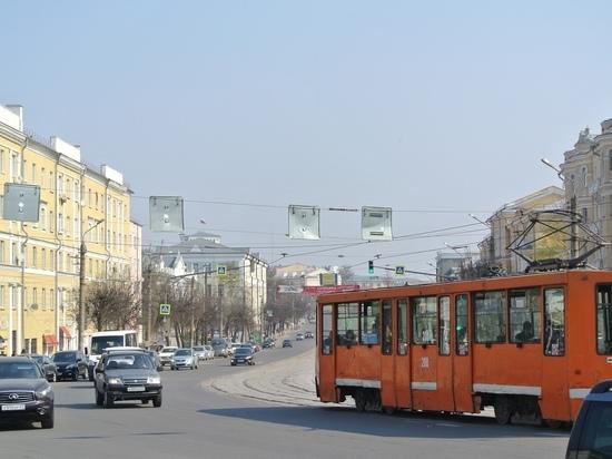 18 августа перекрыли нечетную сторону проспекта Гагарина в Смоленске