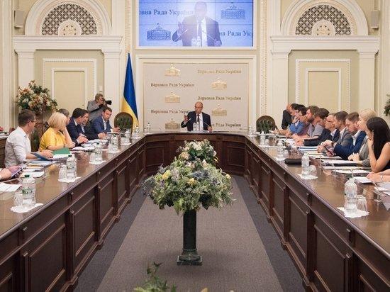 Новые депутаты Верховной рады поругались из-за русского языка