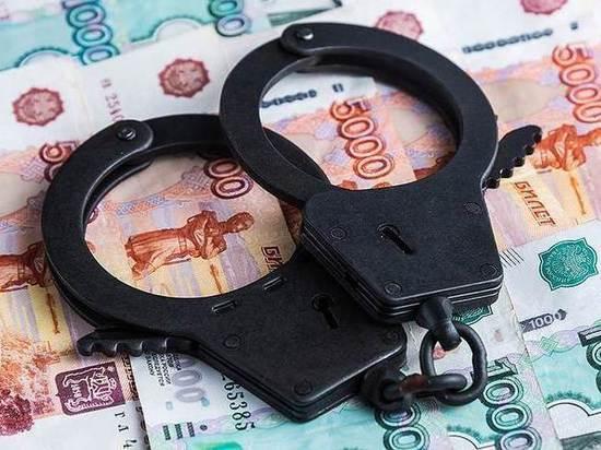 Липчанин украл у работодателя 2 миллиона рублей