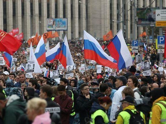 ДРБ согласовал митинг 25 августа на Проспекте Сахарова