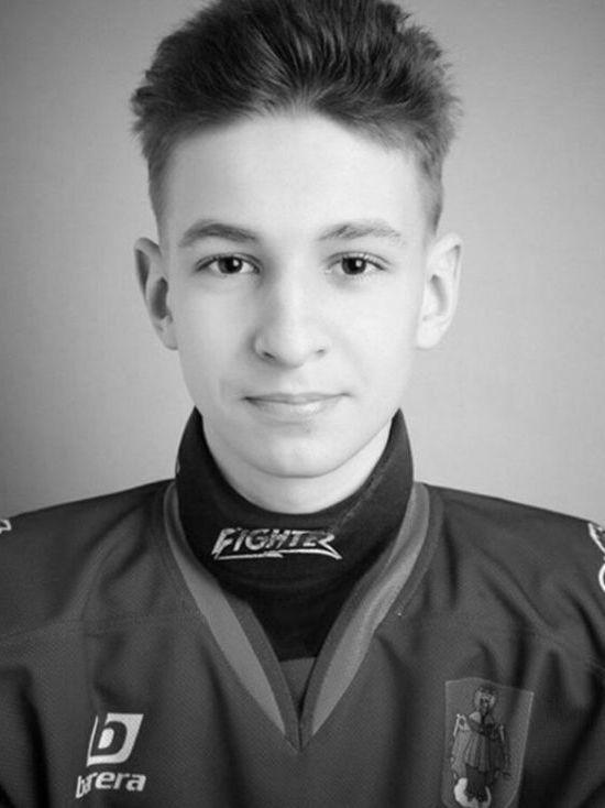 14-летний хоккеист погиб по дороге на тренировку
