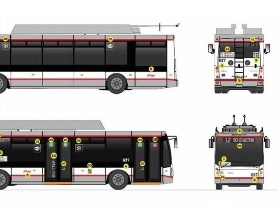 В Краснодаре весь общественный транспорт оформят по единым правилам