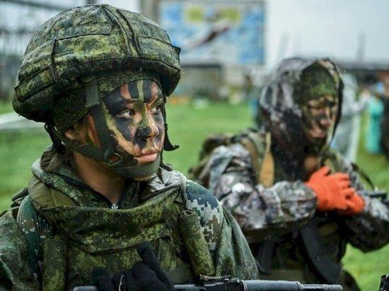 Юнармейцы прошли боевую подготовку на Урале