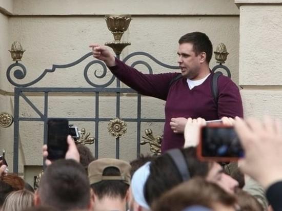 Янкаускаса арестовали еще на девять суток