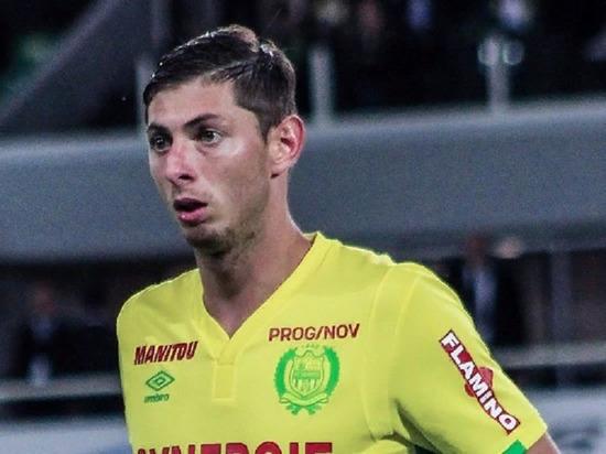 Смерть футболиста Салы наступила от отравления угарным газом