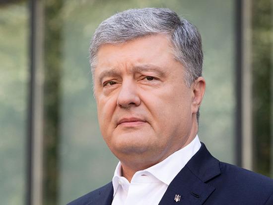 Против Порошенко завели новое дело: теперь он клеветник