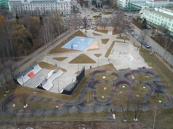 Ижевский скейт-парк могут преименовать в