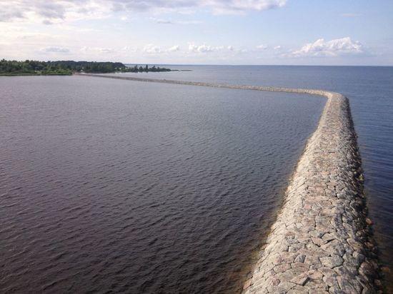 Дамбы на малых реках могут построить в Хабаровском крае