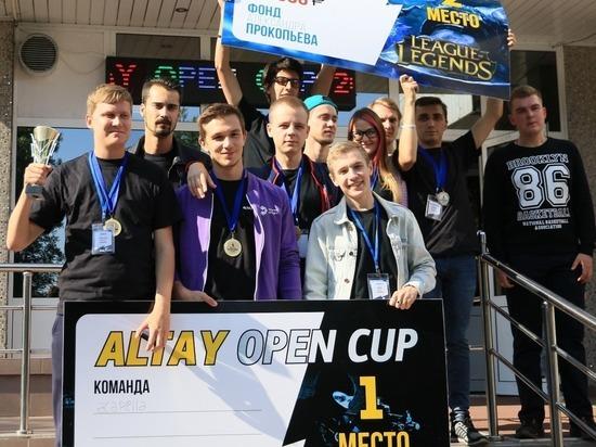 В свой день рождения Барнаул станет столицей всесибирского киберфестиваля Altay Cup