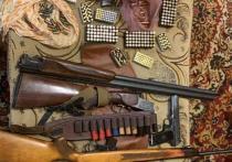Гранаты, пулеметы, винтовки: в Тверской области задержали торговцев оружием