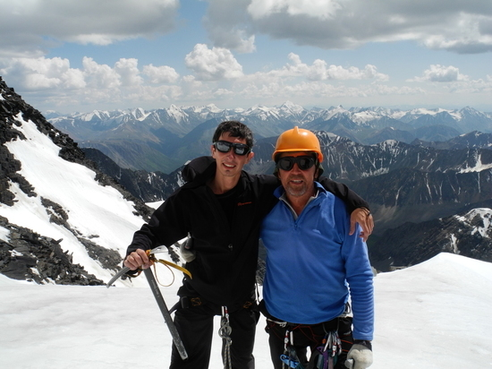 Сын погибшего на Алтае альпиниста рассказал подробности трагедии