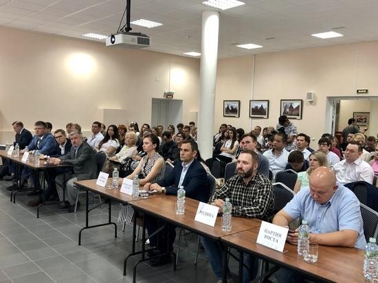 Политические партии занялись обучением наблюдателей в Туле