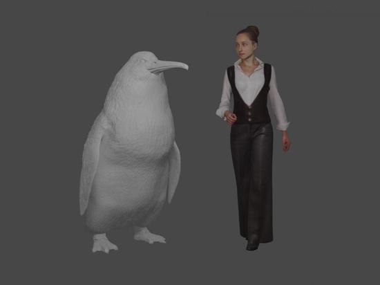 Останки гигантского пингвина обнаружили в Новой Зеландии