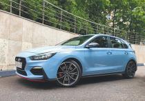 Тест-драйв самого быстрого серийного Hyundai